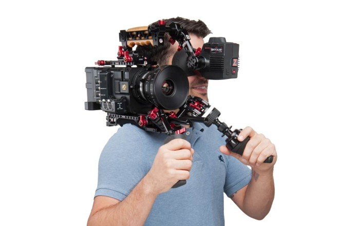 Zacuto Recoil Sony F55 Shoulder Rig