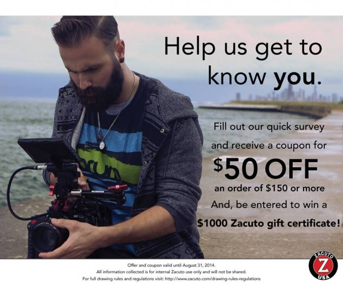 Zacuto Survey