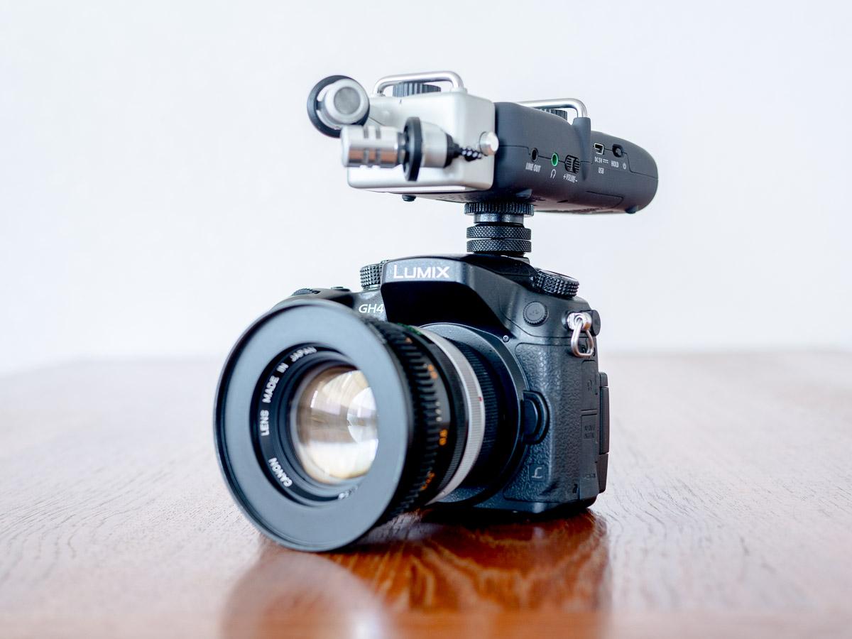Review: Zoom H5 - Run & Gun Audio Recorder