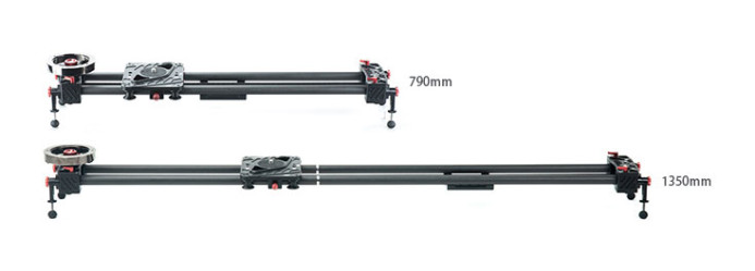 Shark Slider Lengths (Standard & Extended)
