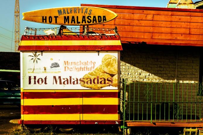 Hot Malasadas